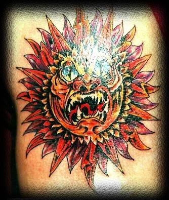 Фотогалерея татуировок