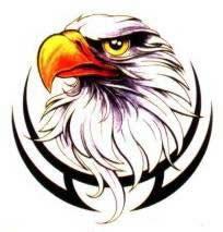 Эскизы татуировок - птицы