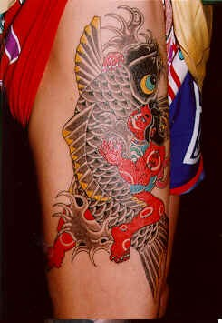 Японские татуировки