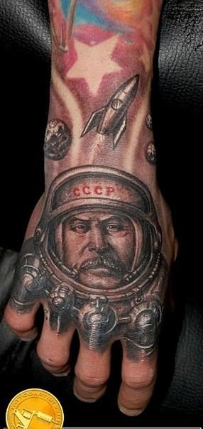 Красивые татуировки на руках