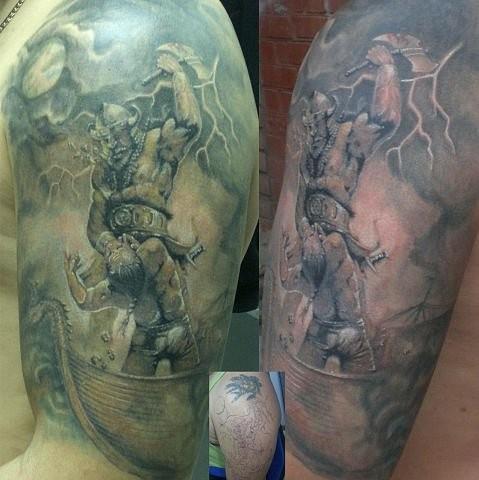 Татуировки самые красивые в мире
