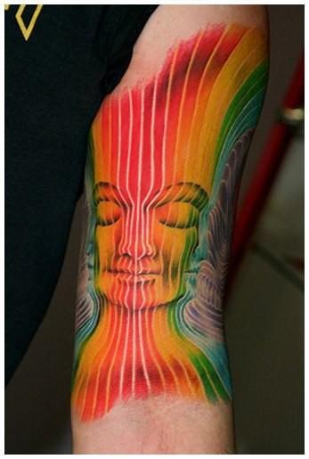 Лучшие татуировки 2012