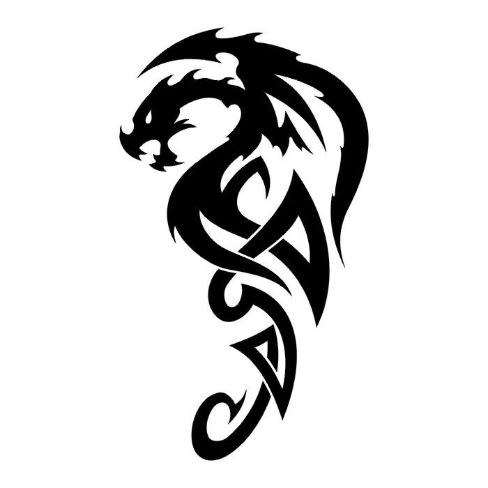 Тату дракона эскизы на запястье