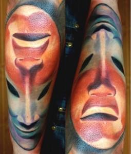Лучшие татуировки 2014